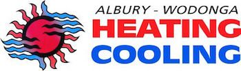 Albury Wodonga Heating and Cooling Logo